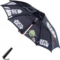 Star Wars light sword umbrella