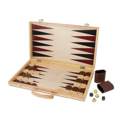 Chess and Backgammon
