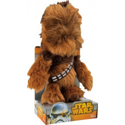 Star Wars Chewbacca cuddly toy